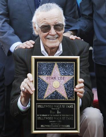 Consiguió la estrella de la fama.