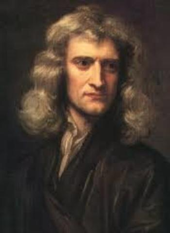 Enlightenment; Sir Issac Newton