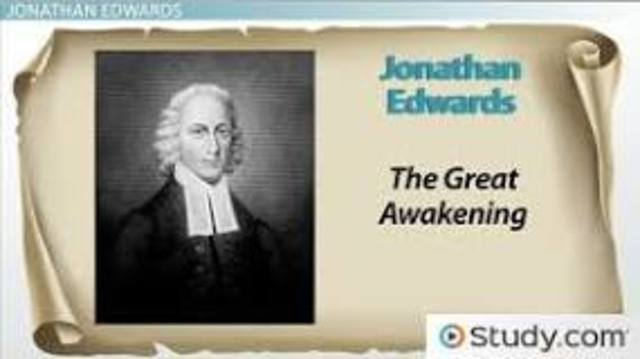 The Great Awakening: John Edwards