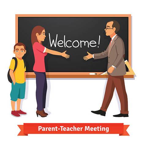 Συνάντηση καθηγητών με γονείς που θα φιλοξενήσουν