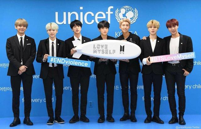 Love Myself: La campaña contra la violencia en colaboración con UNICEF