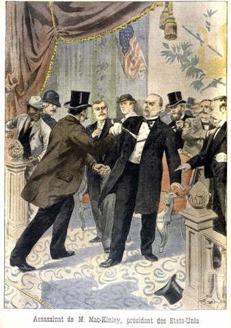 William McKinley's Assanation