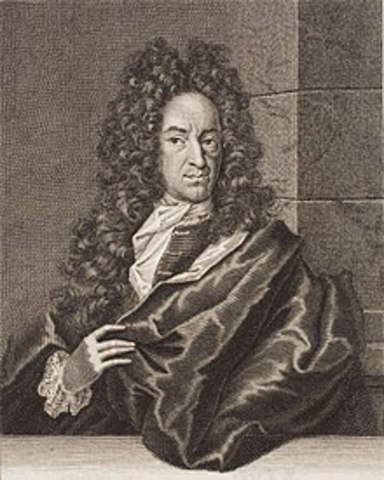 George Ernst Stahl (1659 - 1734)