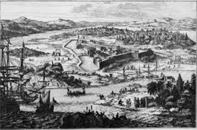 Proprietary Colonies (Carolina)