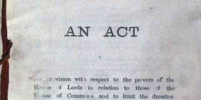 Acts of Parliament