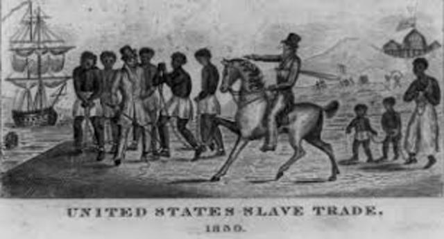 Slave Trade Banned in D.C.
