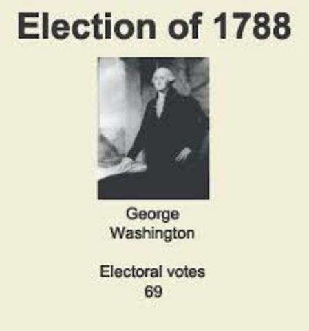 The Election of 1788