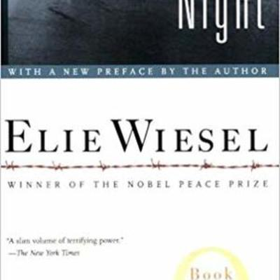 Nolan Anderson- Night by Elie Wiesel timeline
