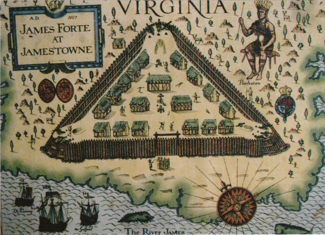 Chesapeake Colonies: Jamestown/Virginia
