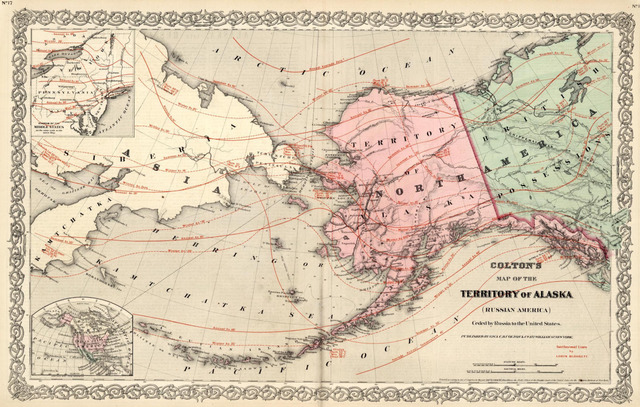 Seward Buys Alaska
