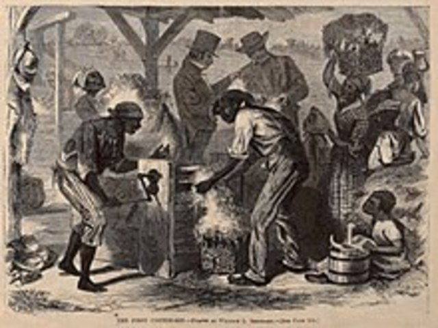 Slavery in the Industrial Revolution