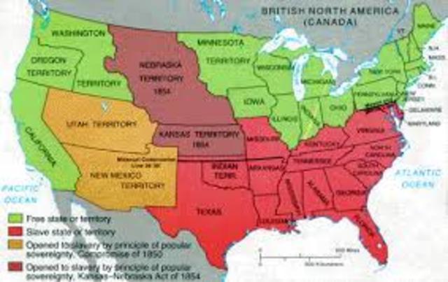 Kansas - Nebraska Act