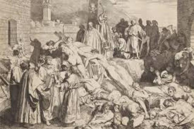 The Black Death (Death)