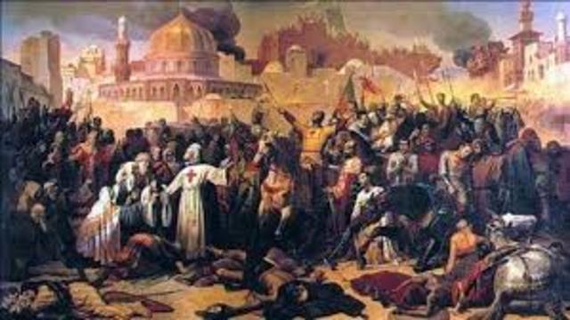 Indulgence Forgiveness of the Crusades