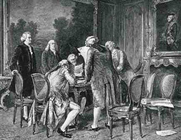 Treaty of Paris - 1763
