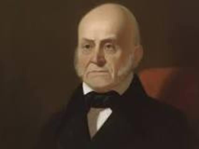 Presidency of John Q. Adams