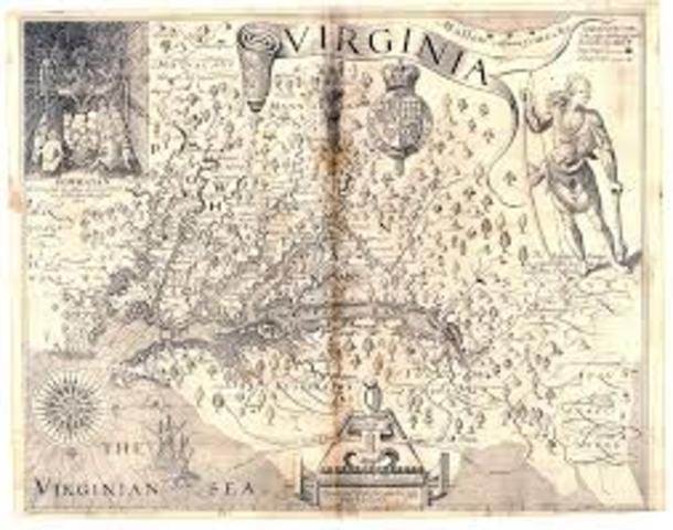 Chesapeake Colonies (Virginia)