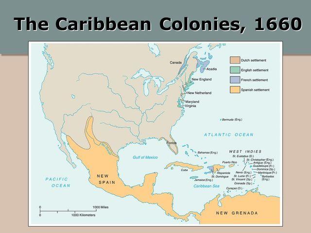 Caribbean Colonies