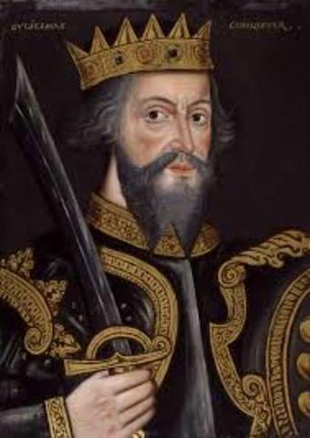Guglielmo il Conquistatore re d'Inghilterra