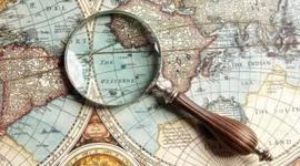 Накопичення географічних знань timeline