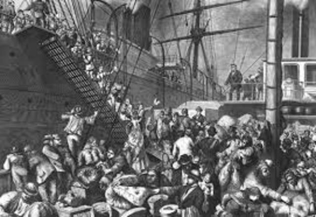 Immigration  (Industrial Revolution)