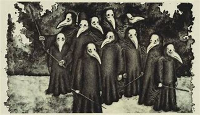 The Black Death ( Bubonic Plague)