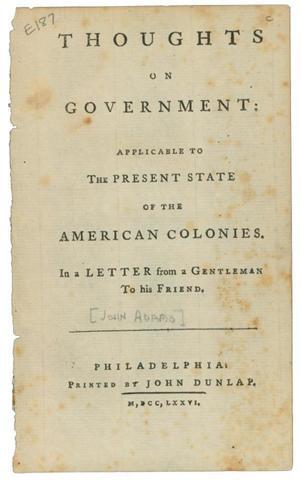 Massachusetts Constitution (U.S Constitution)