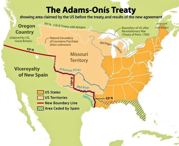 Florida (Adams-Onis Treaty (1819))