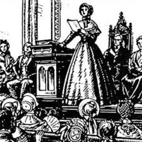 Suffrage (Seneca Falls Convention)