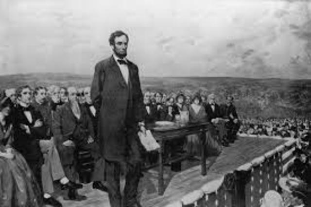 Gettysburg (Gettysburg Address)