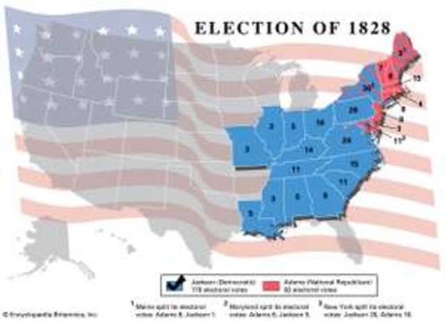 The Election of 1828
