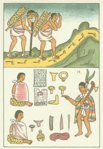Aztecs: Caste System