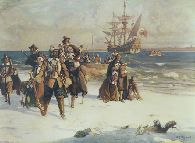 Plymouth / Plymouth Colony