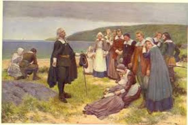 New England: Puritans