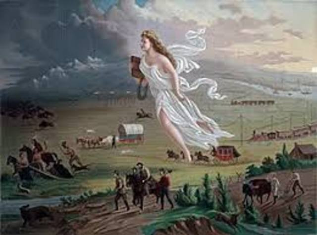 Manifest Destiny: Great Migration
