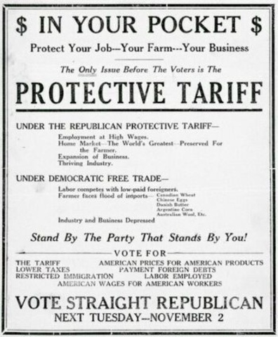 The Tariff Act of 1828