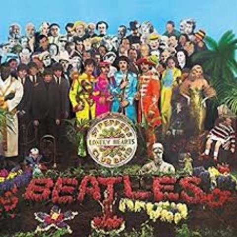 Beatles release Sgt. Pepper's album