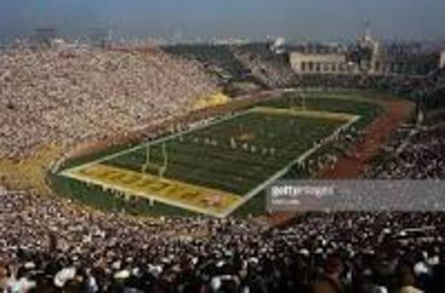 First NFL Super Bowl