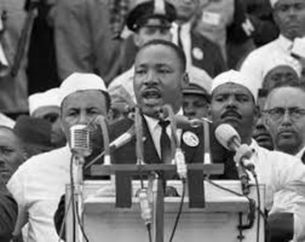 "Dr. King's ""I have a Dream"" speech"