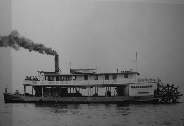 Steam Boat
