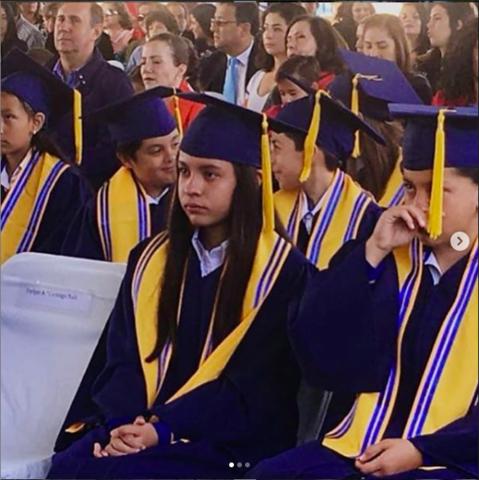 Primary graduation