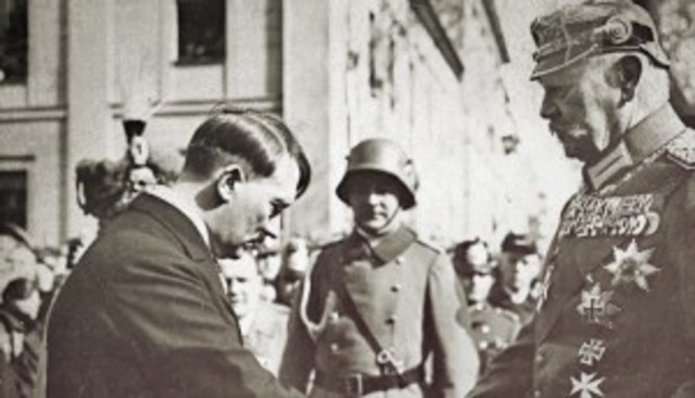 Adolf Hitler is appointed Chancellor of Germany, the Holocaust begins.