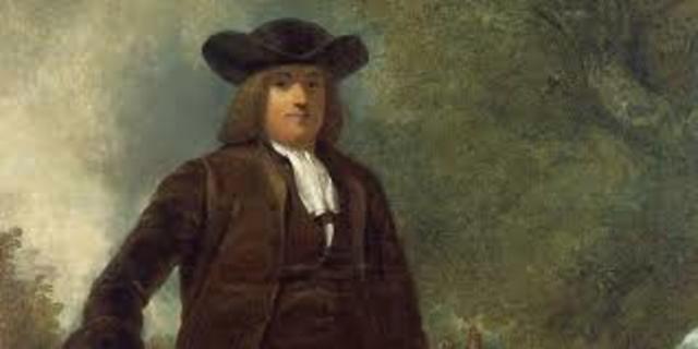 Pennsylvania: William Penn