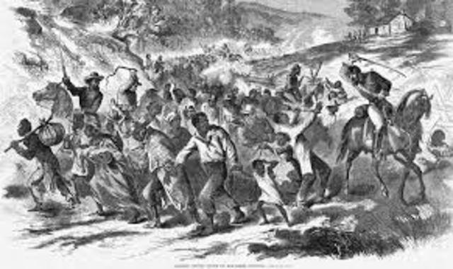 Slavery: The Lower South