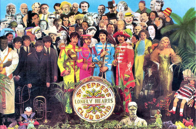 Beatles release Sgt. Pepper's album