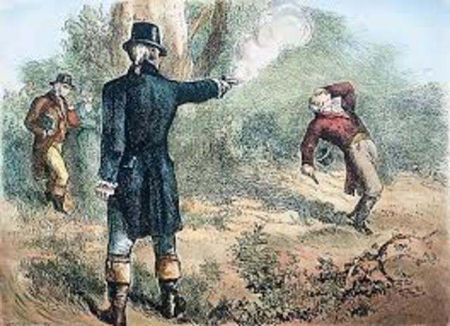 Hamilton vs Burr