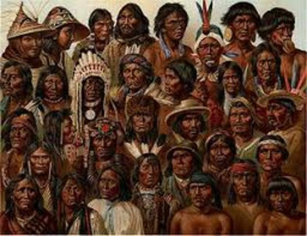 The 1st Americans