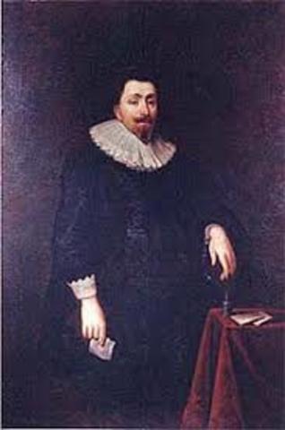 George Calvert