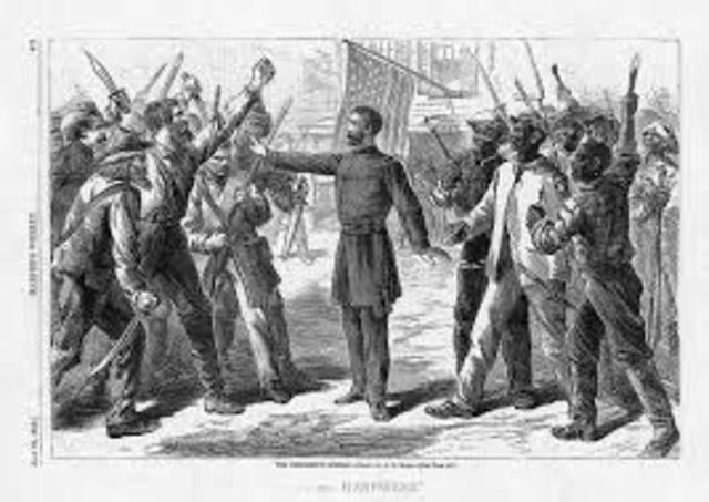 Former Slaves (Freedman's Bureau)