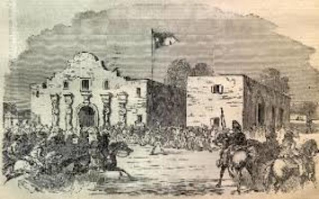 Texas (Siege of Bexar)
